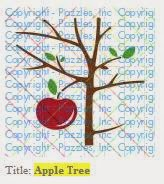 Apple Tree, Pazzles