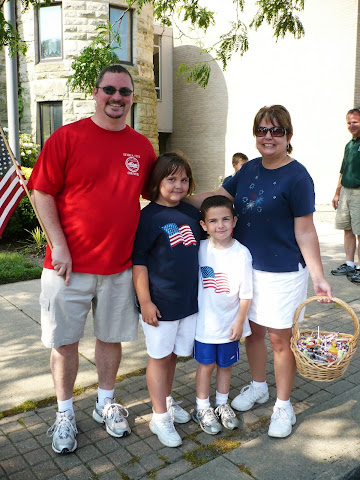 Elyria Memorial Parade 2012