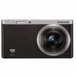 Amazon: Buy Samsung NX Mini Camera + 16GB Card with 9mm Lens Rs. 16950, with 9-27mm Lens Rs. 20450