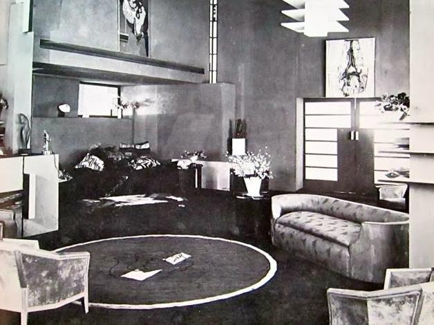 Décorateur de cinéma 1920 - 1928