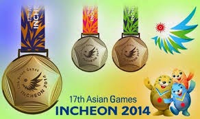 Sukan Asia 2014 Incheon