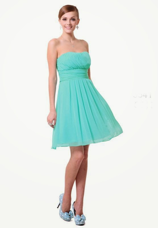 Tiffany blue bridesmaid dresses wedding stuff ideas for Wedding dresses with tiffany blue
