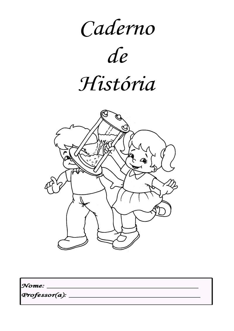 Capa Trabalho De Historia