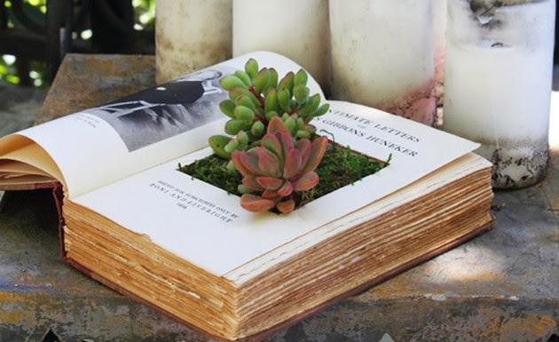 LIBROS = A SABIDURIA , CONOCIMIENTOS ..... - Página 2 Macetas+para+plantas+con+libros+3