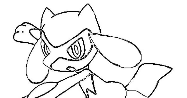 Coloriages A Imprimer : Coloriage Pokemon