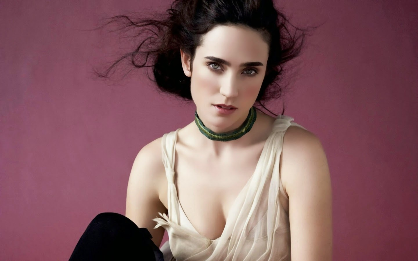 JENNIFER CONNELLY_WALLSTOWN_IN_HOLLYWOOD ACTRESS_HOLLYWOOD CELEBRITIES