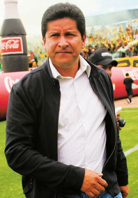 Oriente Petrolero - Eduardo Villegas - DaleOoo.com web del Club Oriente Petrolero