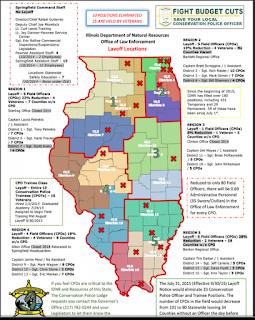 Illinois DNR Layoffs