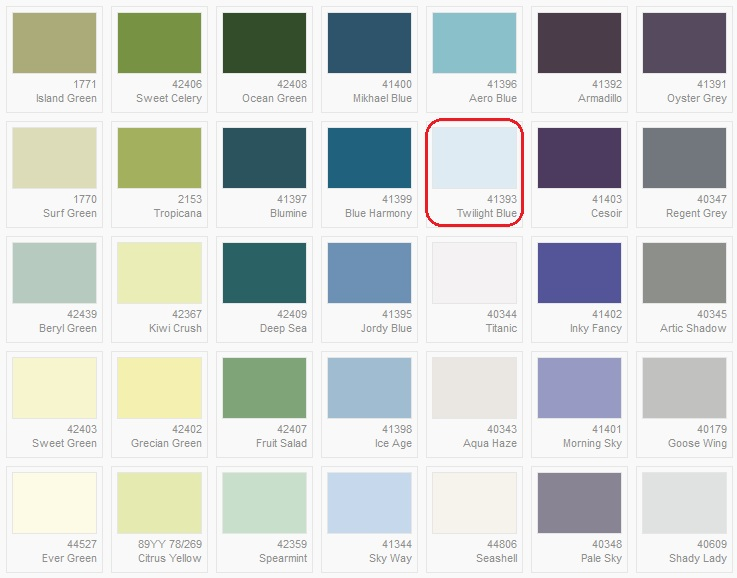 Daine auman 39 s blog dulux colour schemes - Dulux exterior paint colour schemes property ...