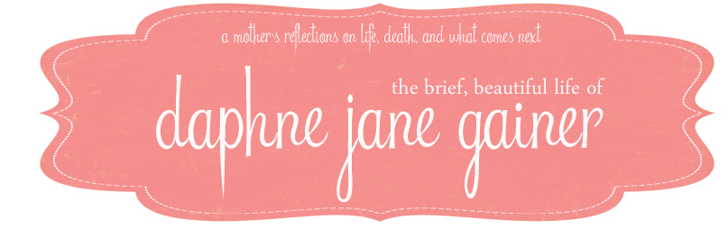 The Brief, Beautiful Life of Daphne Jane Gainer