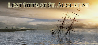 This Weekend:  Theatre, Archeology, 5K, Kayaking and More 8  LostShipsBanner St. Francis Inn St. Augustine Bed and Breakfast