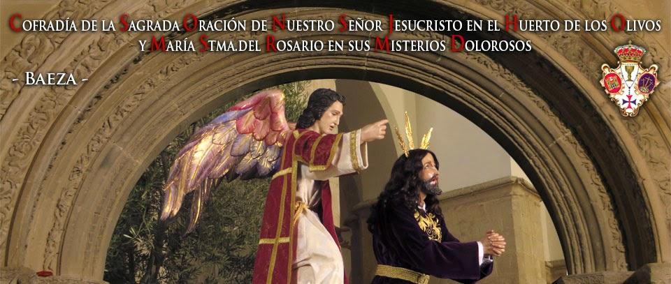 Cofradía  Oración y Rosario Baeza