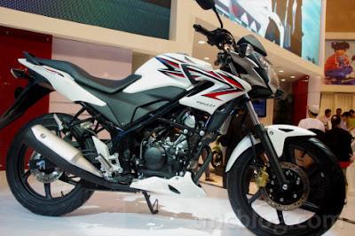 Foto Honda CB150R StreetFire