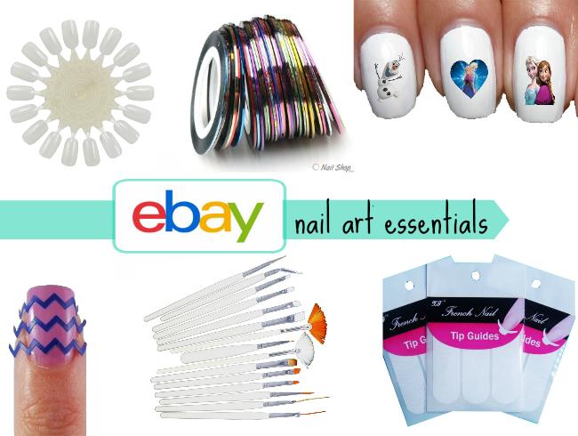 emsypickle: Midweek Manicure // eBay Nail Art Essentials