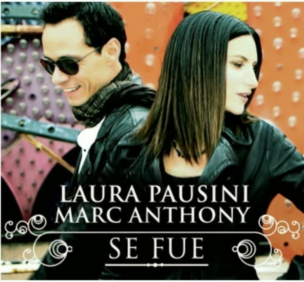 Laura Pausini - Se Fué (ft. Marc Anthony)