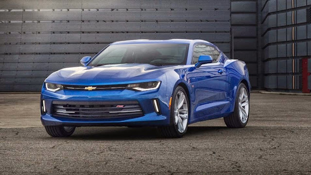 Meet The 2016 Sixth-Generation Chevy Camaro