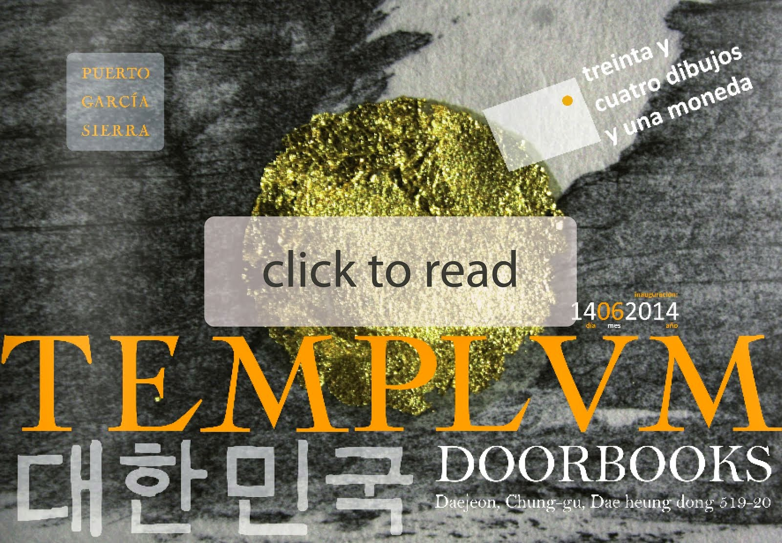 Revista Templvm Corea Daejeon