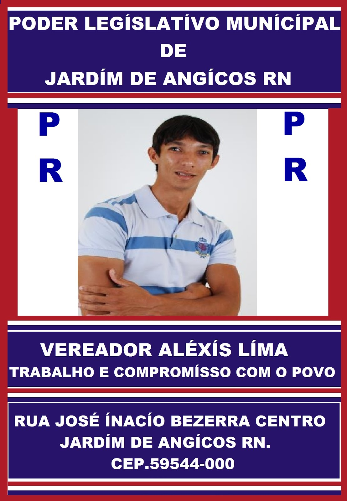 VER:ALEXÍS LIMA JARDIM DE ANGICOS/RN