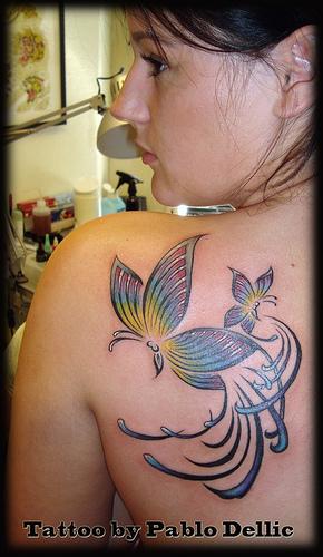 Tatuagens femininas e seus significados | Hey, carpe diem!