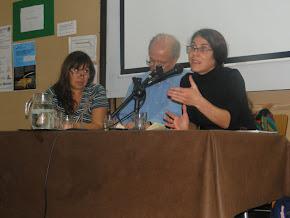 """""""El Vapor del Diablo"""". Presentación en ROSARIO. Mayo de 2012"""