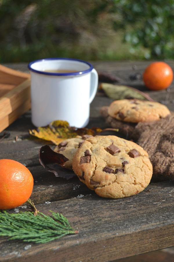 cookies au beurre de cacahuète recette sans lactose
