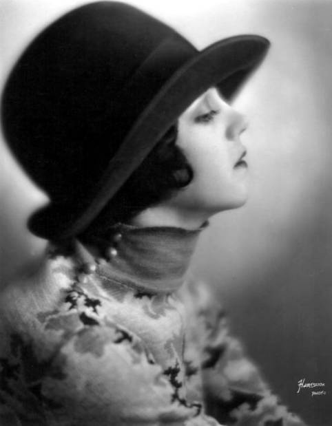 Joan Meredith - 1920s #20s #hat #1920s #fashion