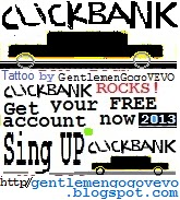 Clickbank FREE account SING UP