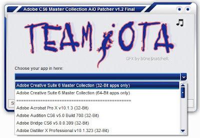 adobe master collection cs6 full crack 64 bit bagas31