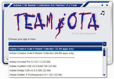 Download the Adobe Master Collection CS6 Trial from Adobes website and save