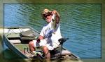 Love the fishing