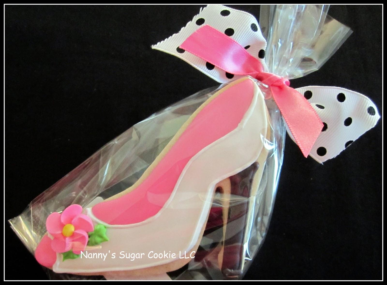 Nanny\'s Sugar Cookies LLC: January 2012