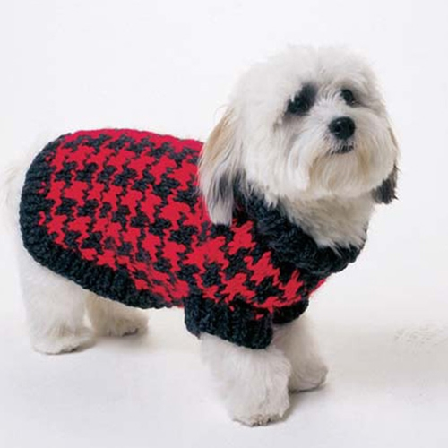 Knitted Dog Sweater Patterns Free : Miss Julias Patterns: Free Patterns - All About Dogs - Sweaters, Costume...