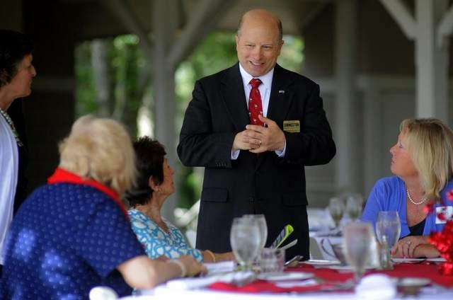 Military News - 2-star general, opponent in odd election in South Carolina