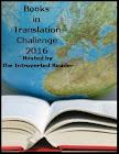 Books In Translation Challenge 2016