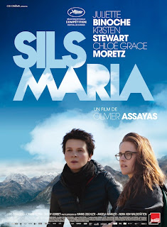 Clouds of Sils Maria (2014) [Vose]