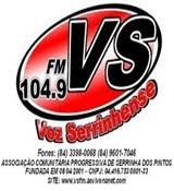 VSFM 104,9-VOZ SERRINHENSE