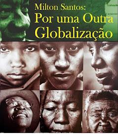 Essa é a Revolução que Queremos nas Ruas,a revolução de Milton Santos,ele semeou o entendimento,bas