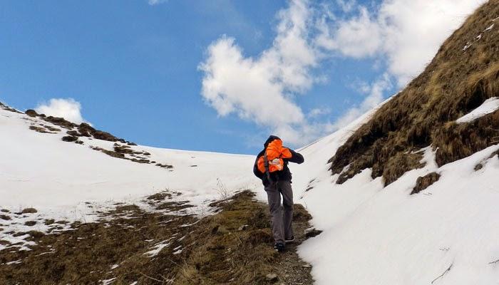 Trekking at Bageshwar, Uttarakhand