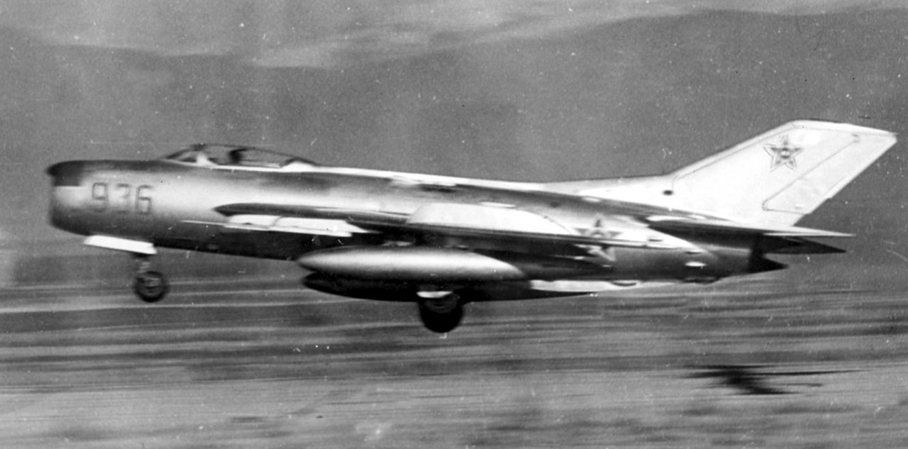 Most modern russian aircraft - The Mikoyan Gurevich Mig 19 Russian
