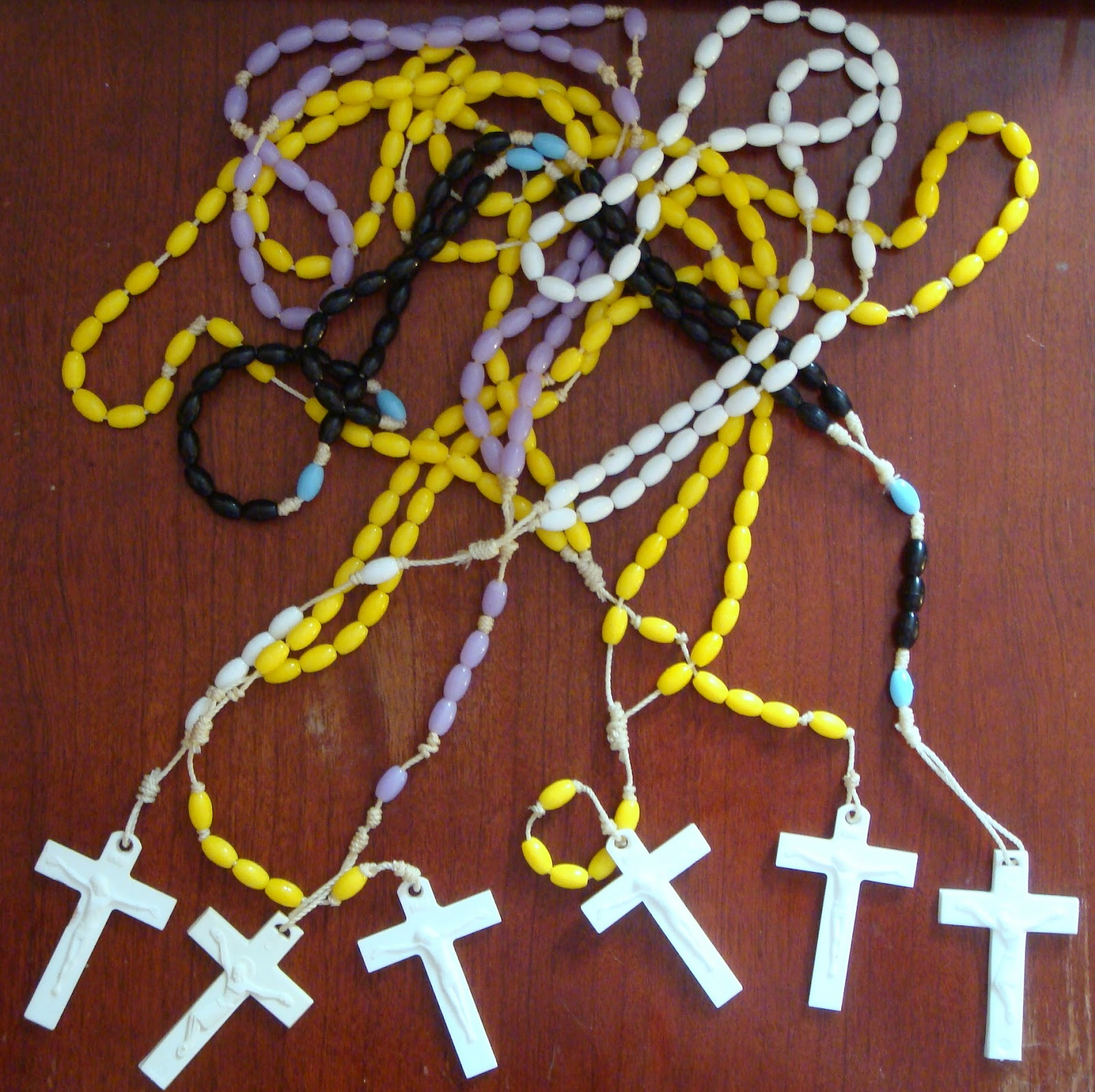 Saints2be at a glance catholic info spiritual resources and check your plastic rosaries for satanic symbols buycottarizona