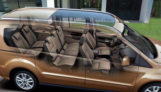 фотографии Ford Transit Connect Wagon 2014