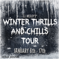 Winter Thrills and Chills Blog Tour