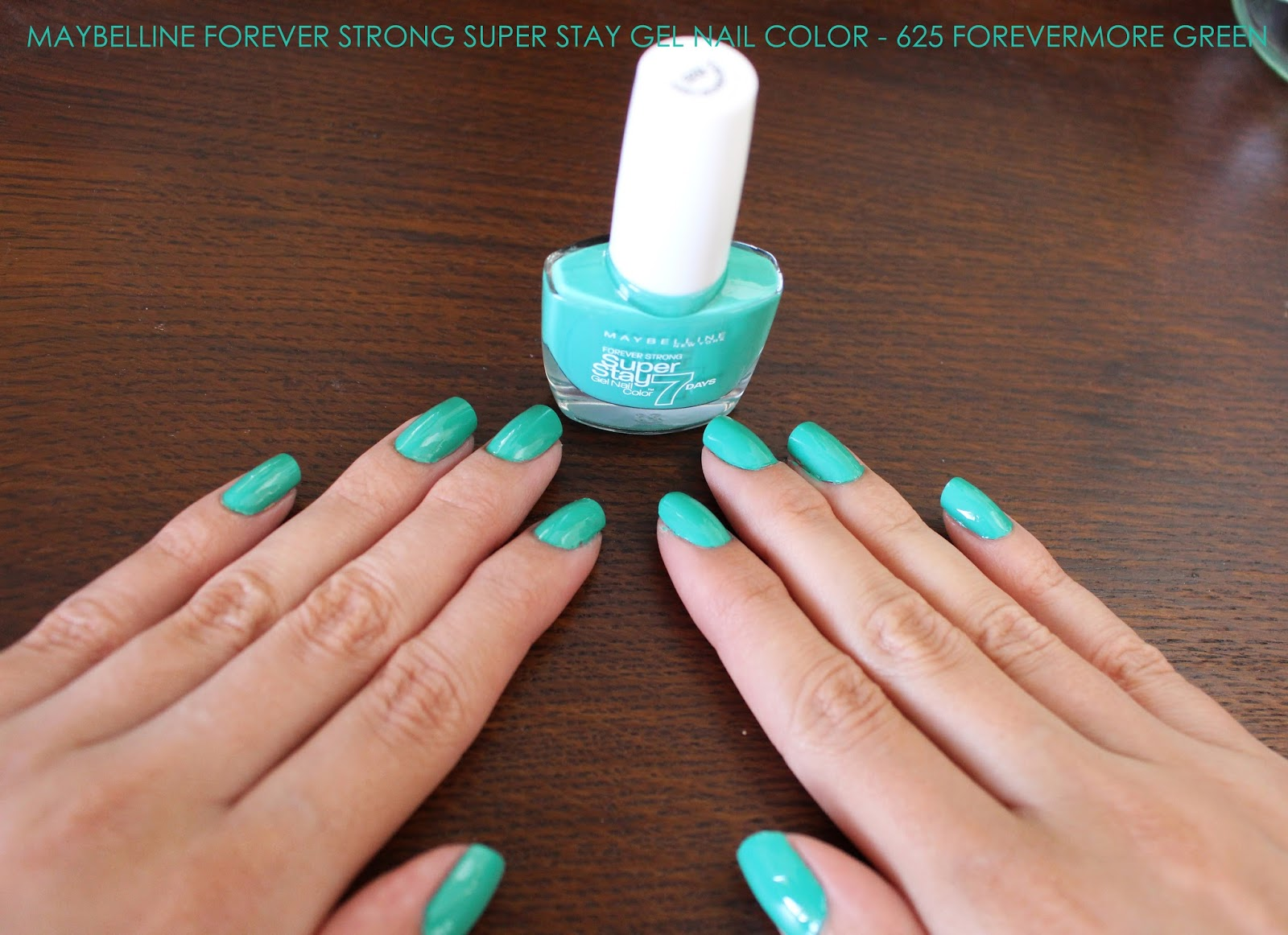 KITTENMOUSTACHE: NOTW: Maybelline Forever Strong Super Stay Gel Nail ...