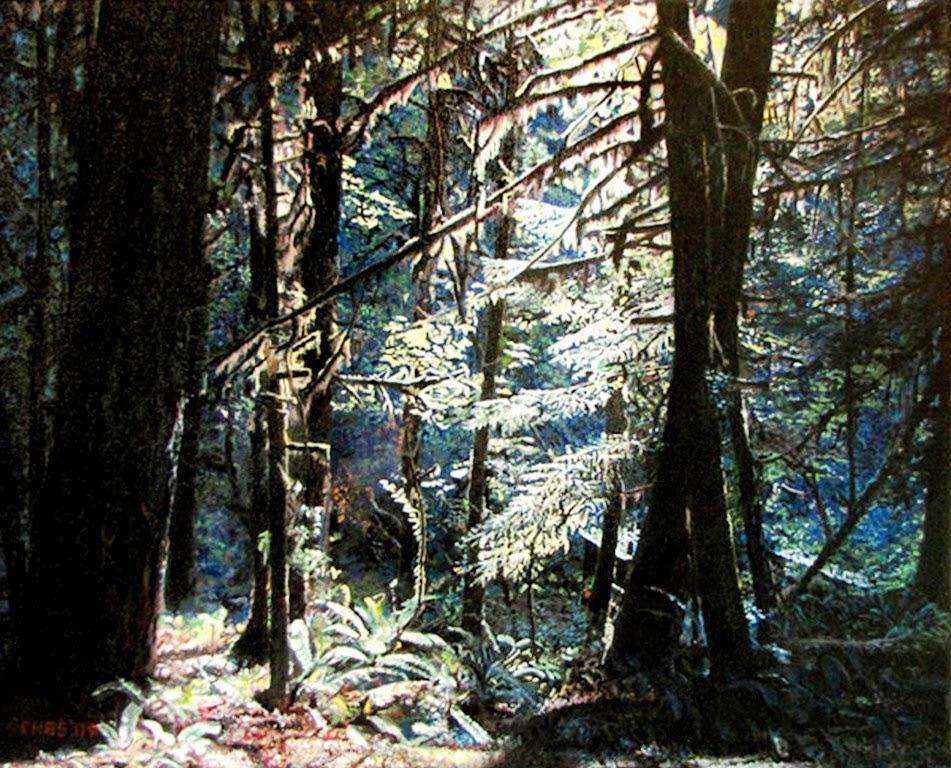 paisajes-hiperrealistas-naturales-al-oleo