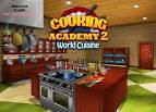 game masak cooking academy