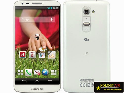 LG G2 L 01F DOCOMO Nhật