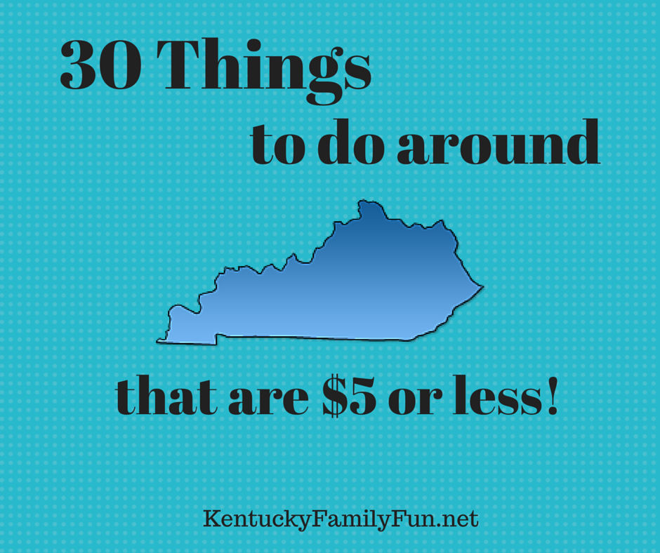 30 things to do with your kids in kentucky that are 5 or less. Black Bedroom Furniture Sets. Home Design Ideas