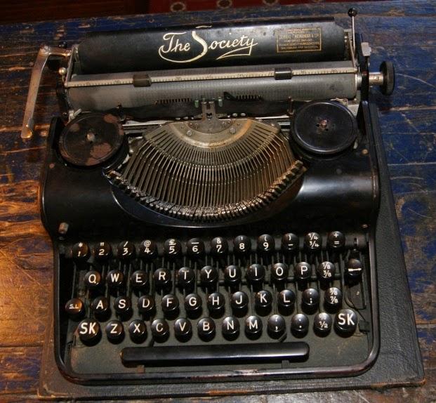 Máquina de escribir de Brenan