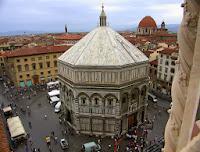 El Baptisterio de la Catedral de Florencia