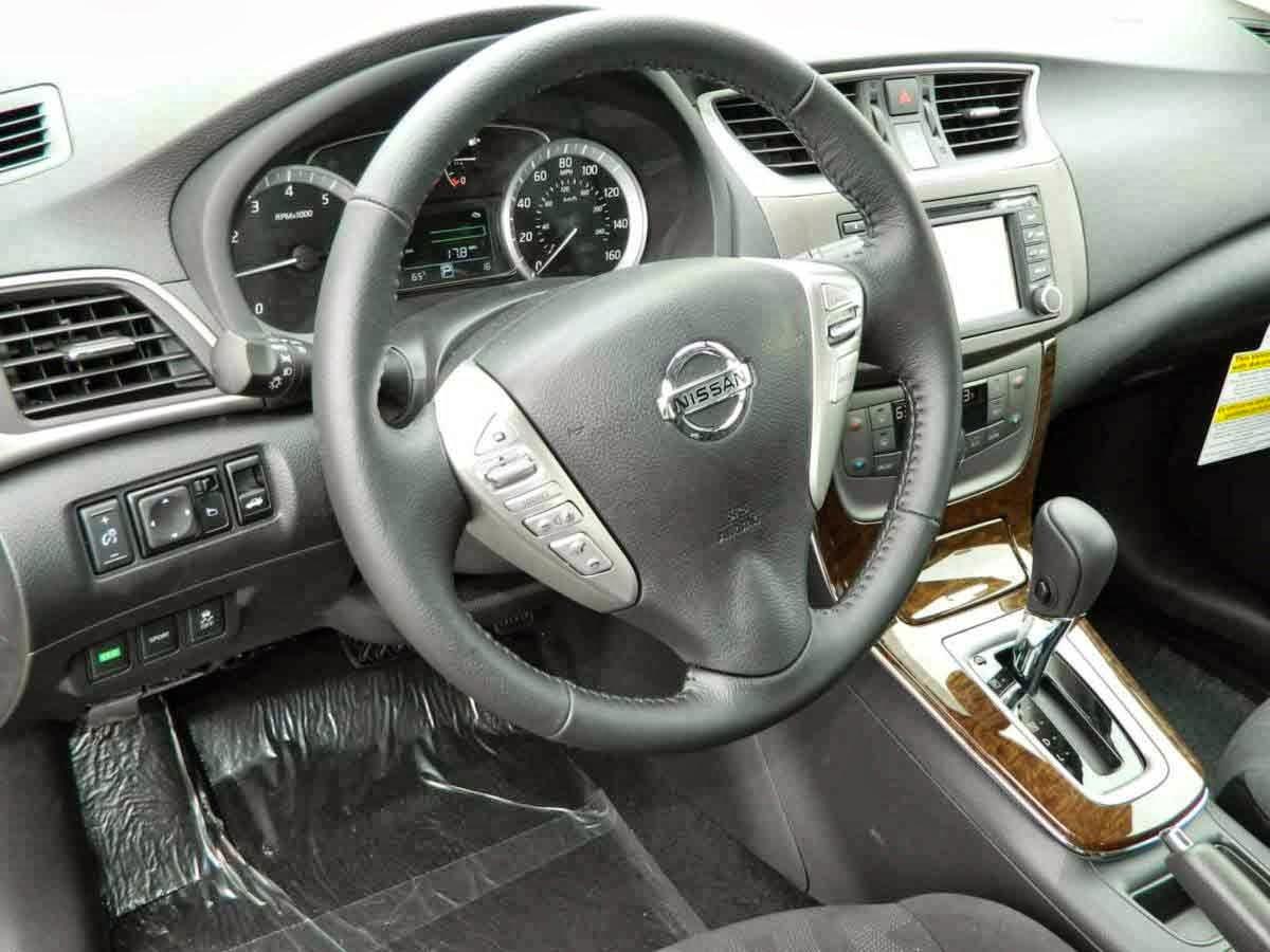 automovel Novo Nissan Sentra 2014